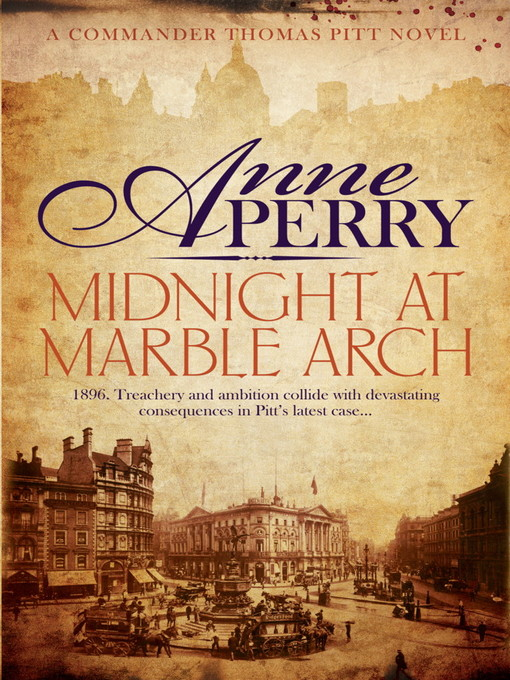 Midnight at Marble Arch (eBook): Thomas and Charlotte Pitt Series, Book 29